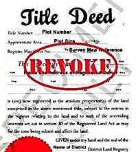 Revoke Title Post